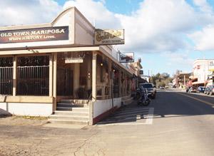 OldDowntown Mariposa